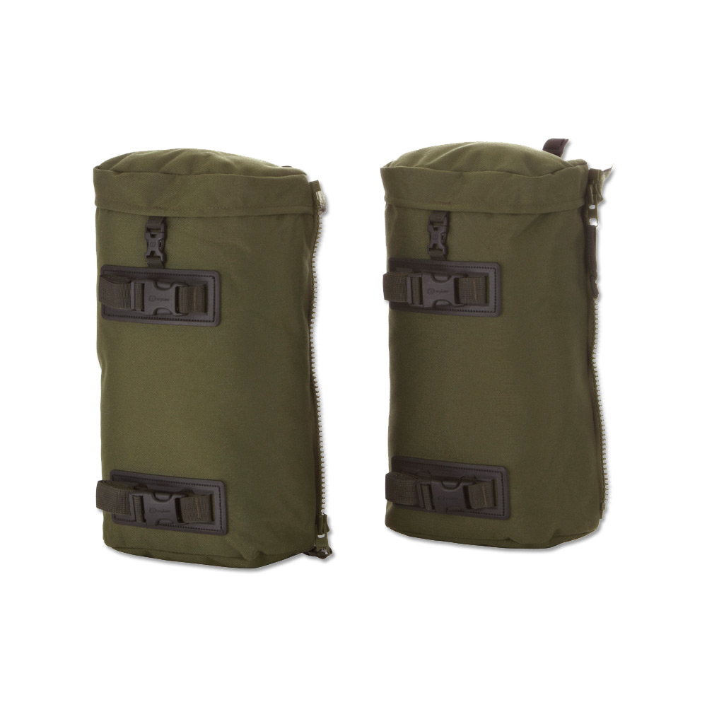 Backpack Side Pockets for Berghaus olive