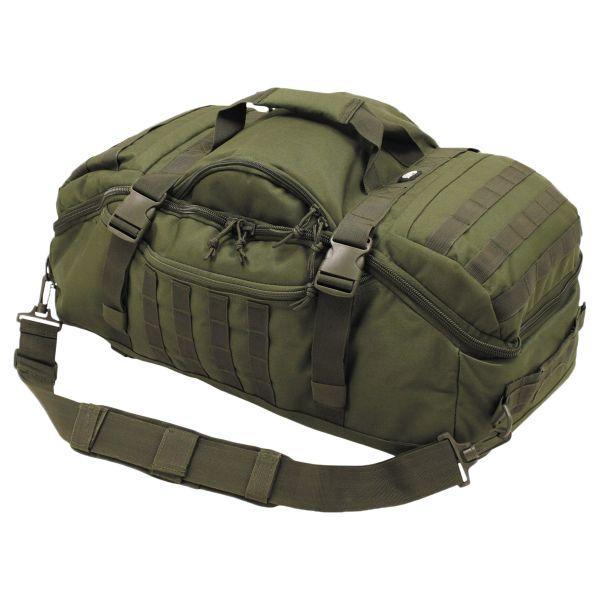 MFH Backpack Travel Bag olive