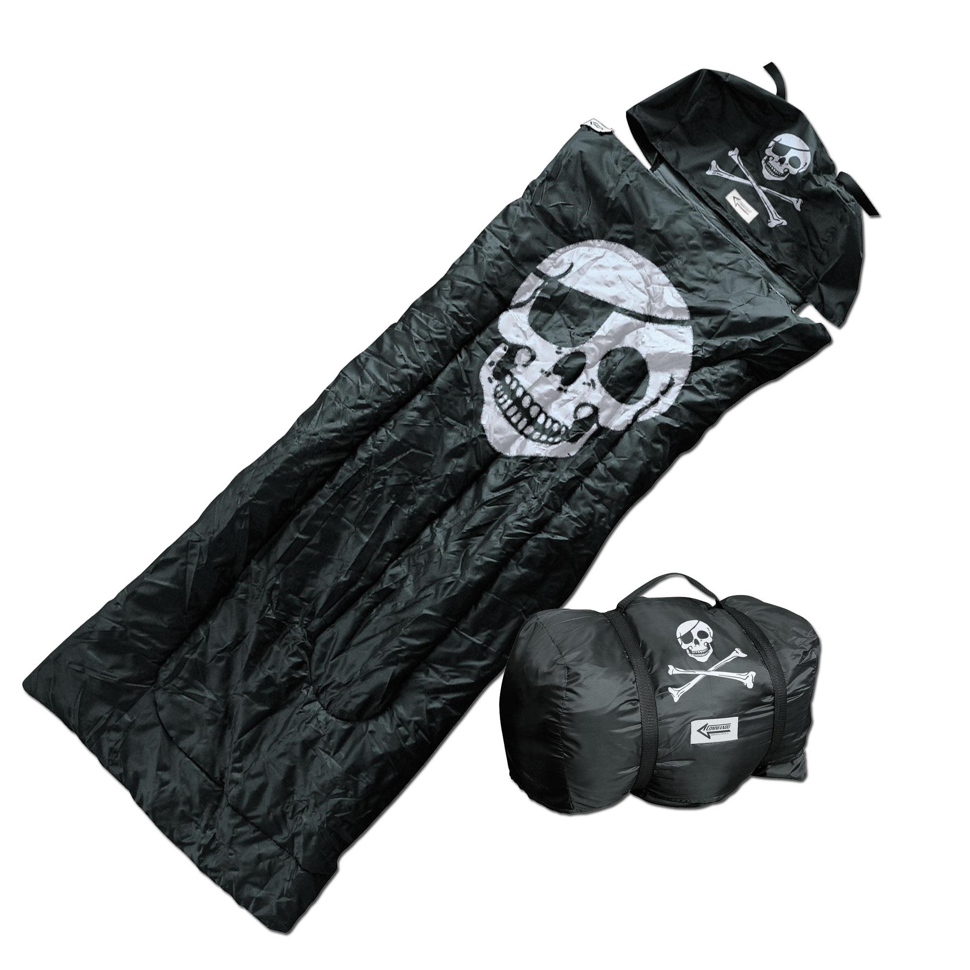 Pilot Sleeping Bag Jolly Roger