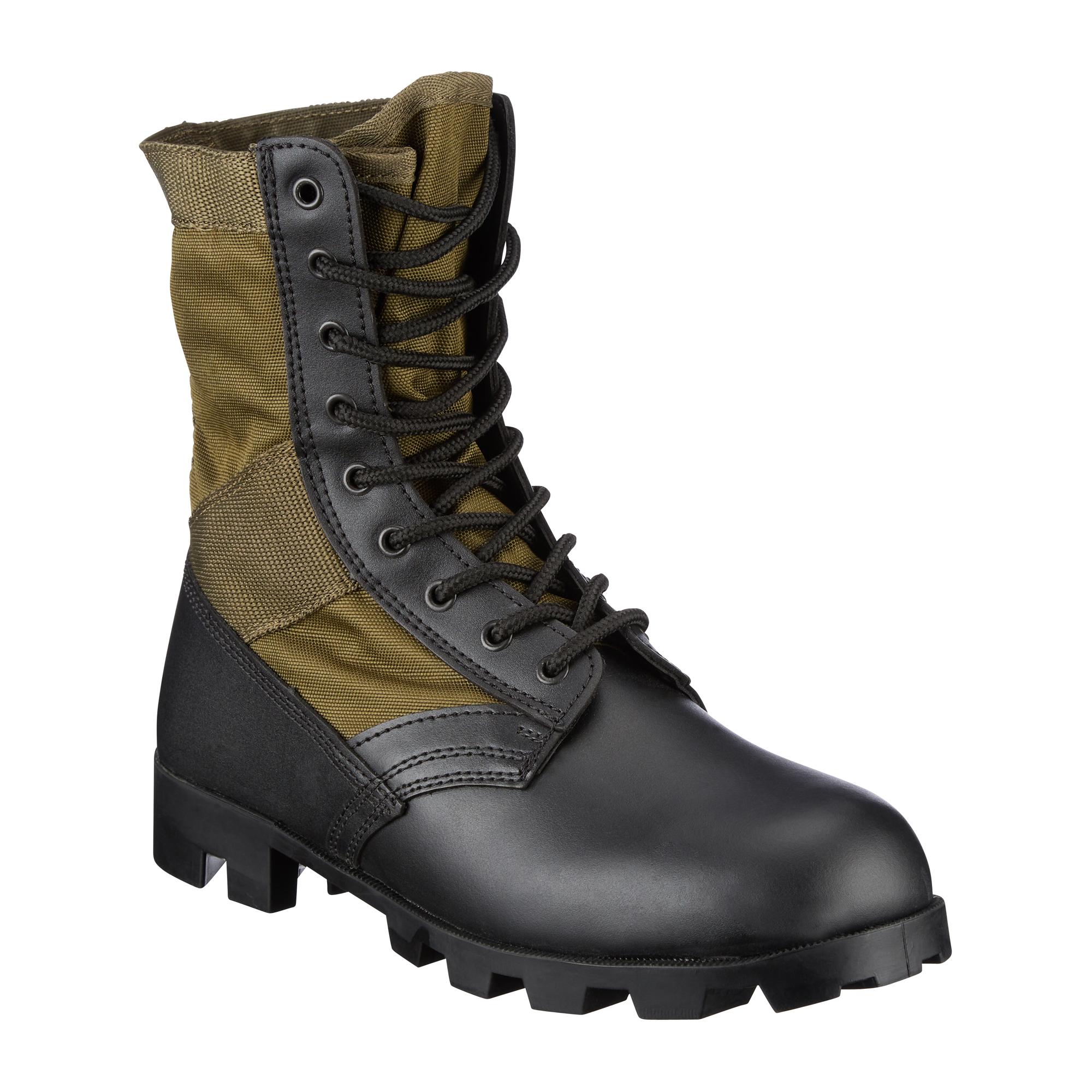 Jungle Boots Panama olive green