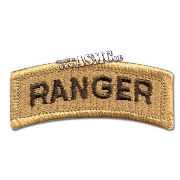 Insignia Tab Ranger desert