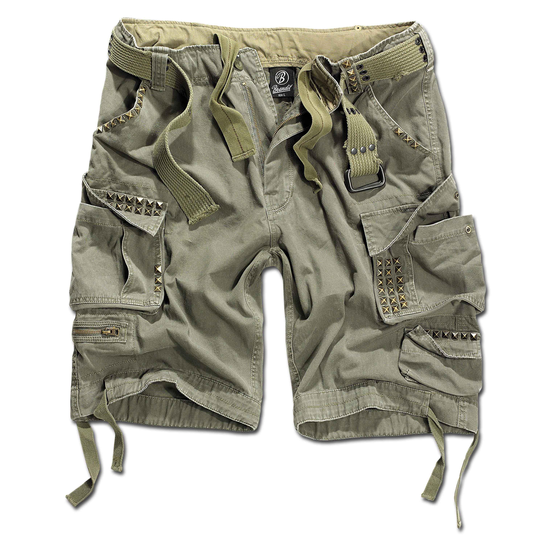 Shorts Brandit Savage Studs olive