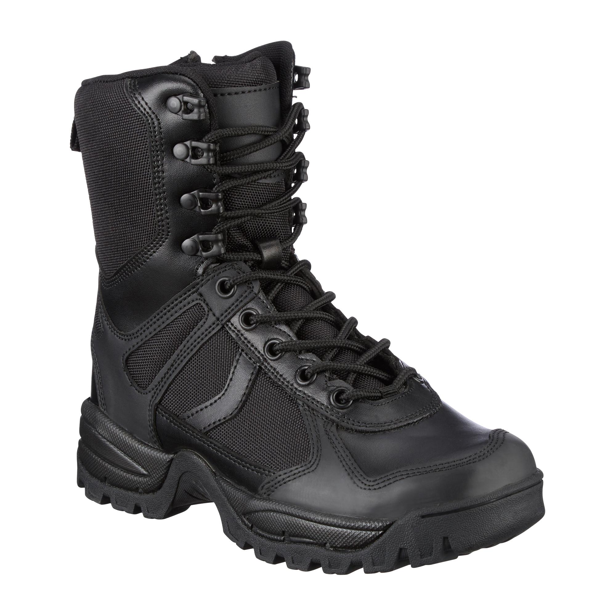 Boots Patrol Zip black
