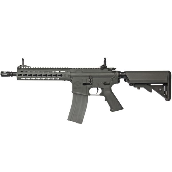 G&G Airsoft Rifle CM15 KR CQB 8.5 Inch 0.5 J gray