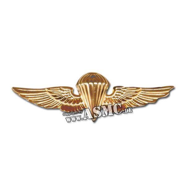 Insignia U.S. Navy Parachutist Metal