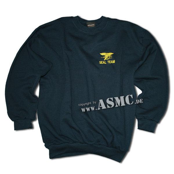 Sweatshirt Embroidered SEAL TEAM