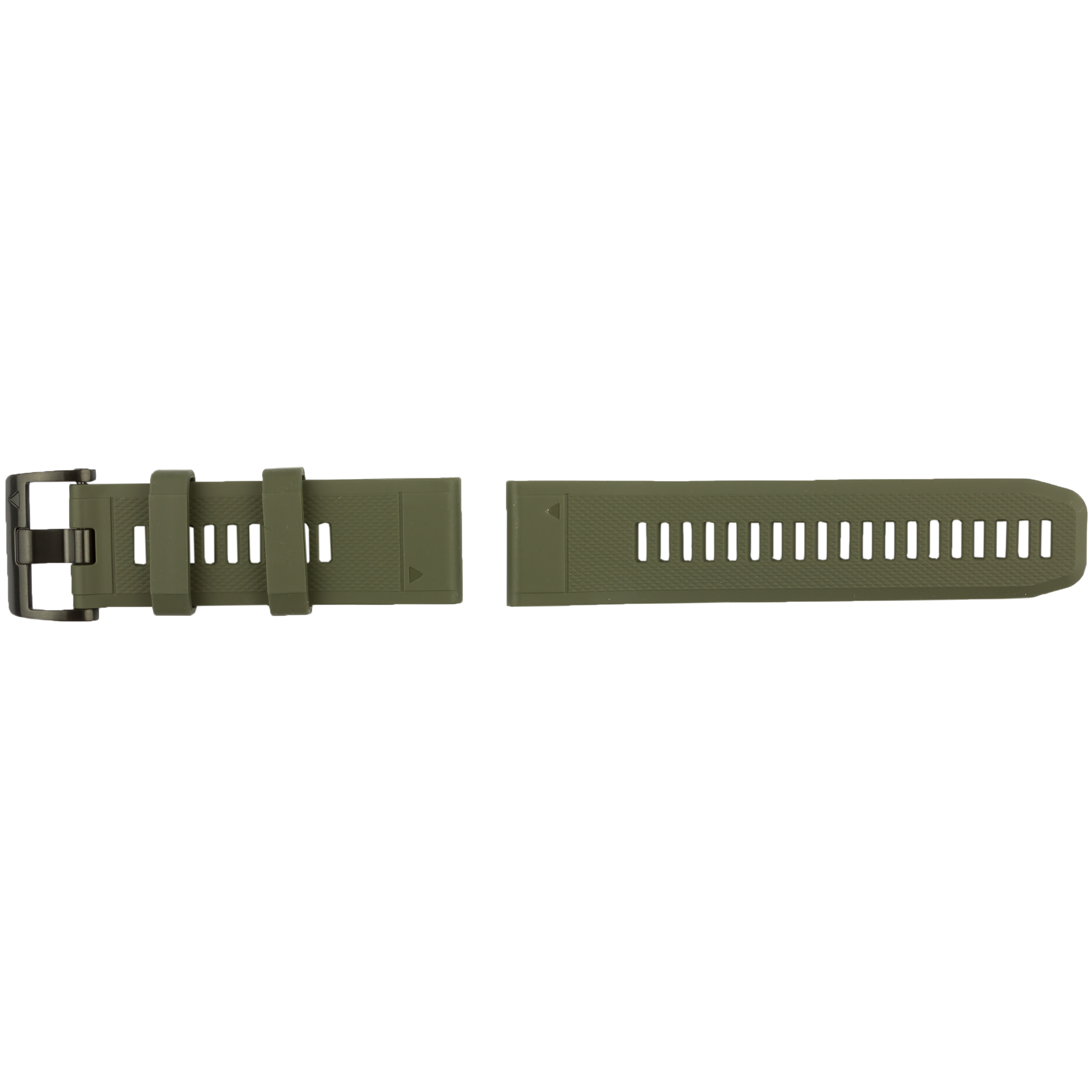 Garmin Replacement Silicone Bracelet moss green