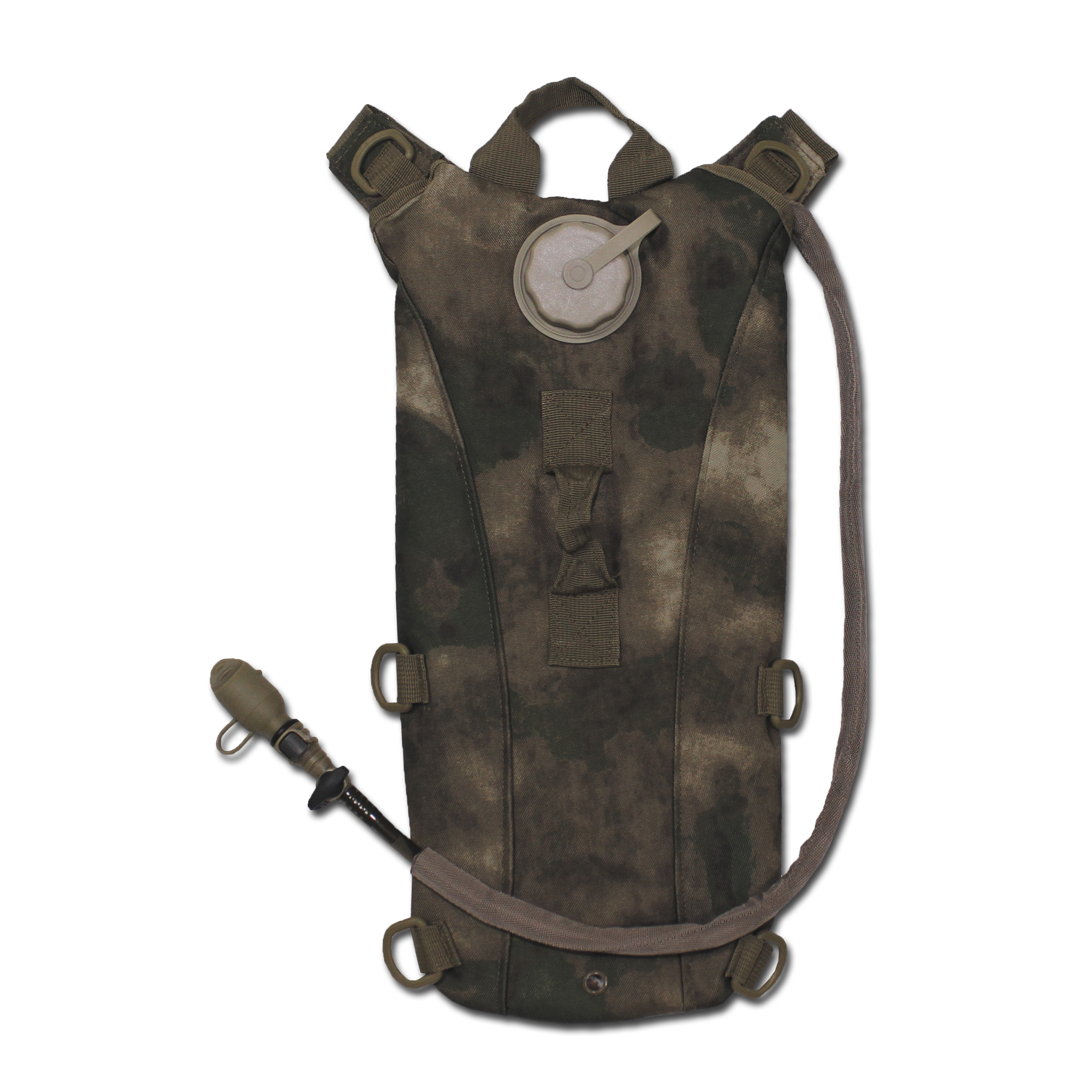 Hydration Pack MFH Extreme HDT-camo FG