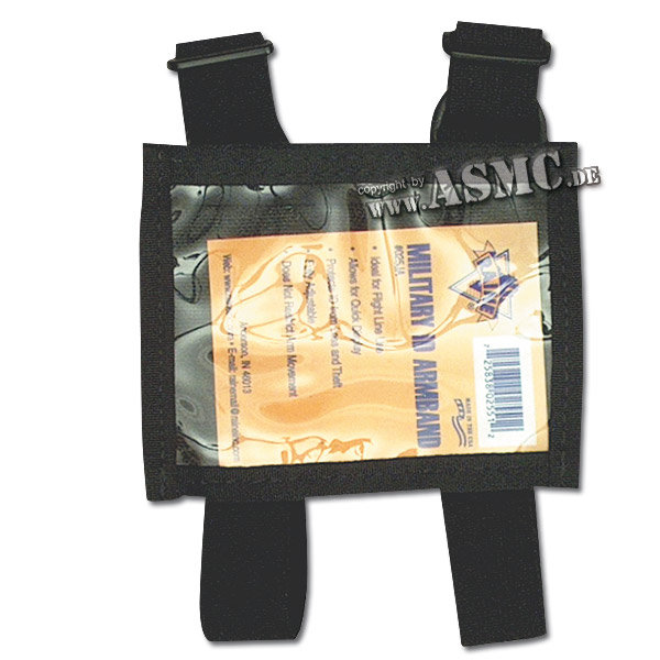 Identification Card Arm Pouch