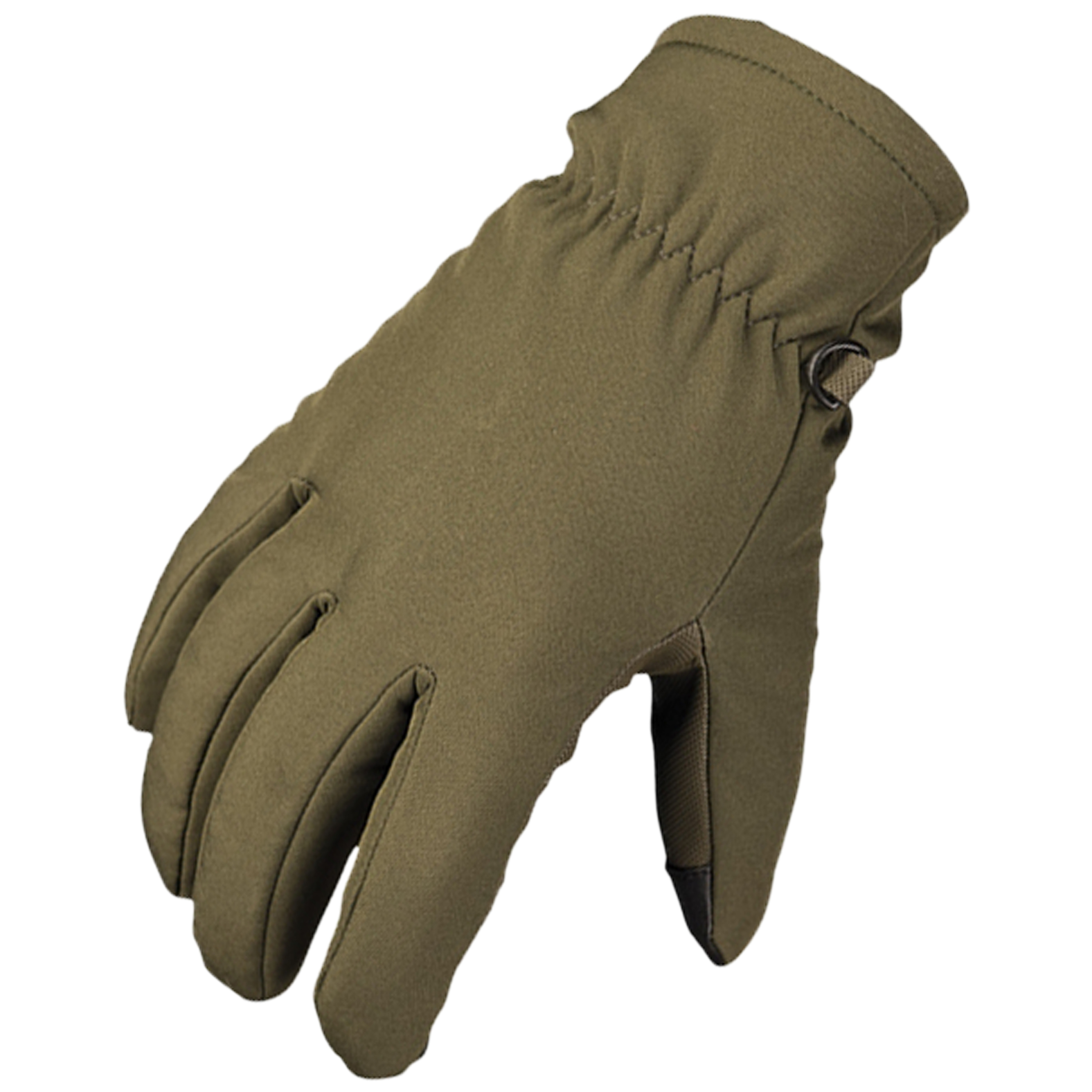 Gloves Softshell Thinsulate olive