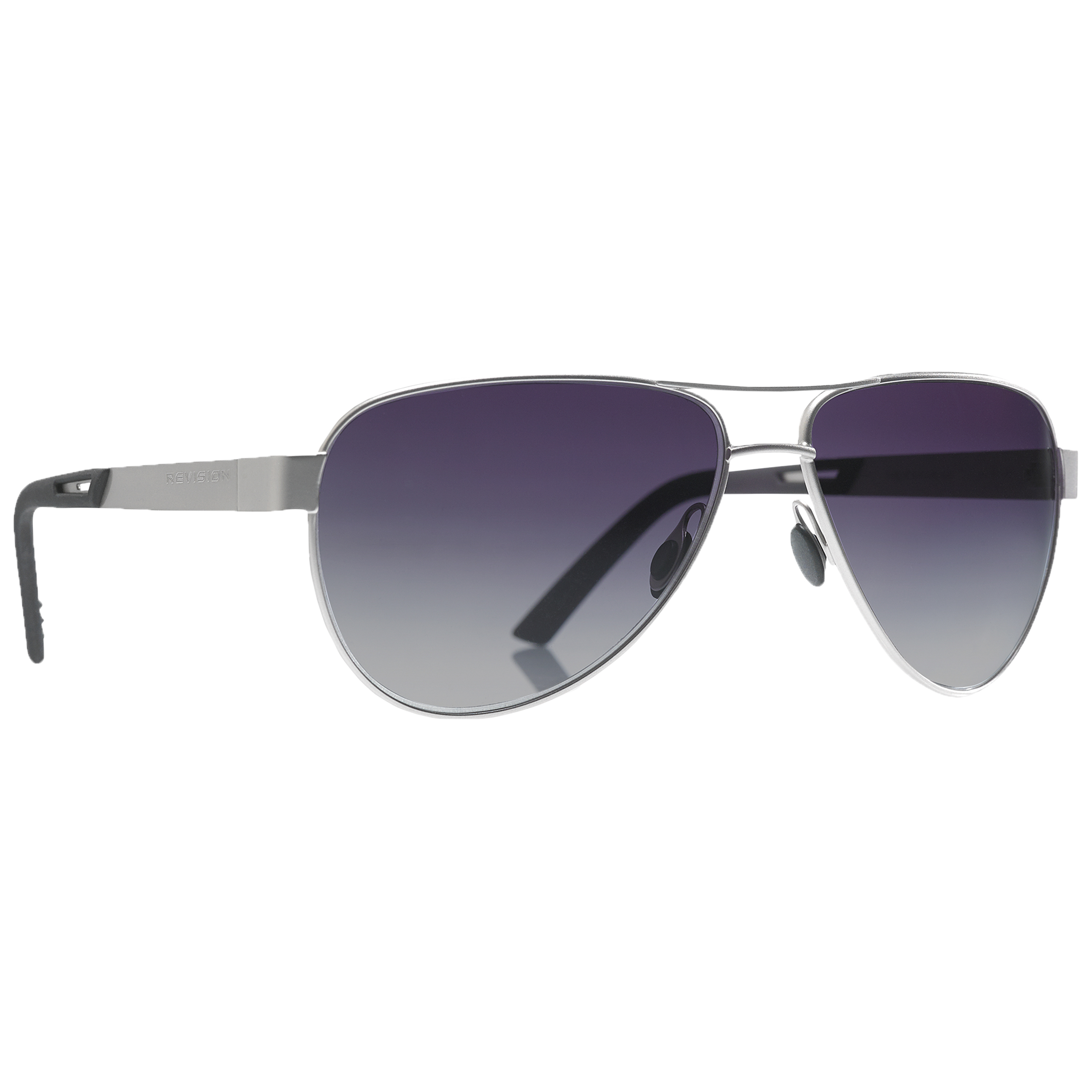 Revision Sunglasses Alphawing Sport gradient gray