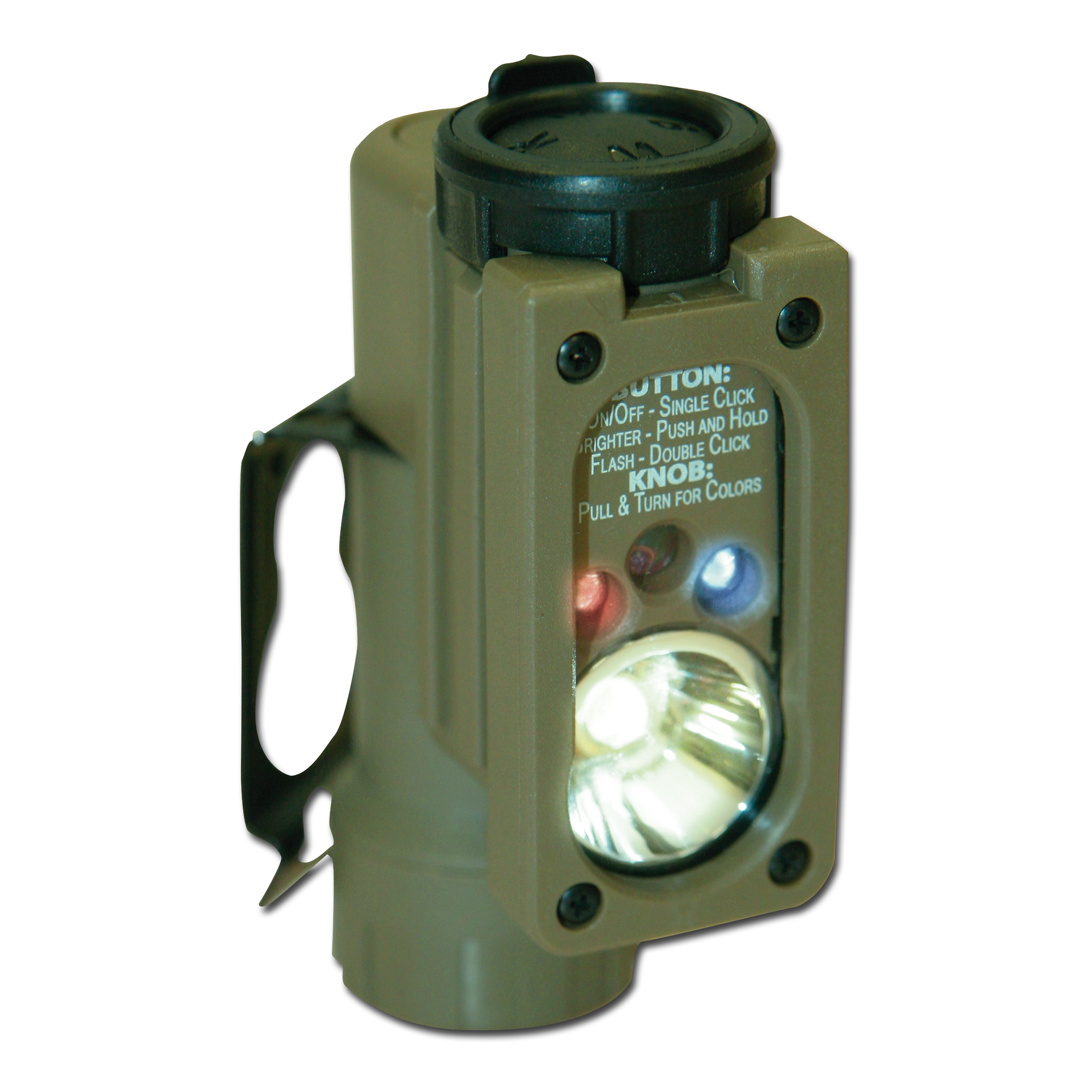 Lamp Streamlight Sidewinder Compact olive