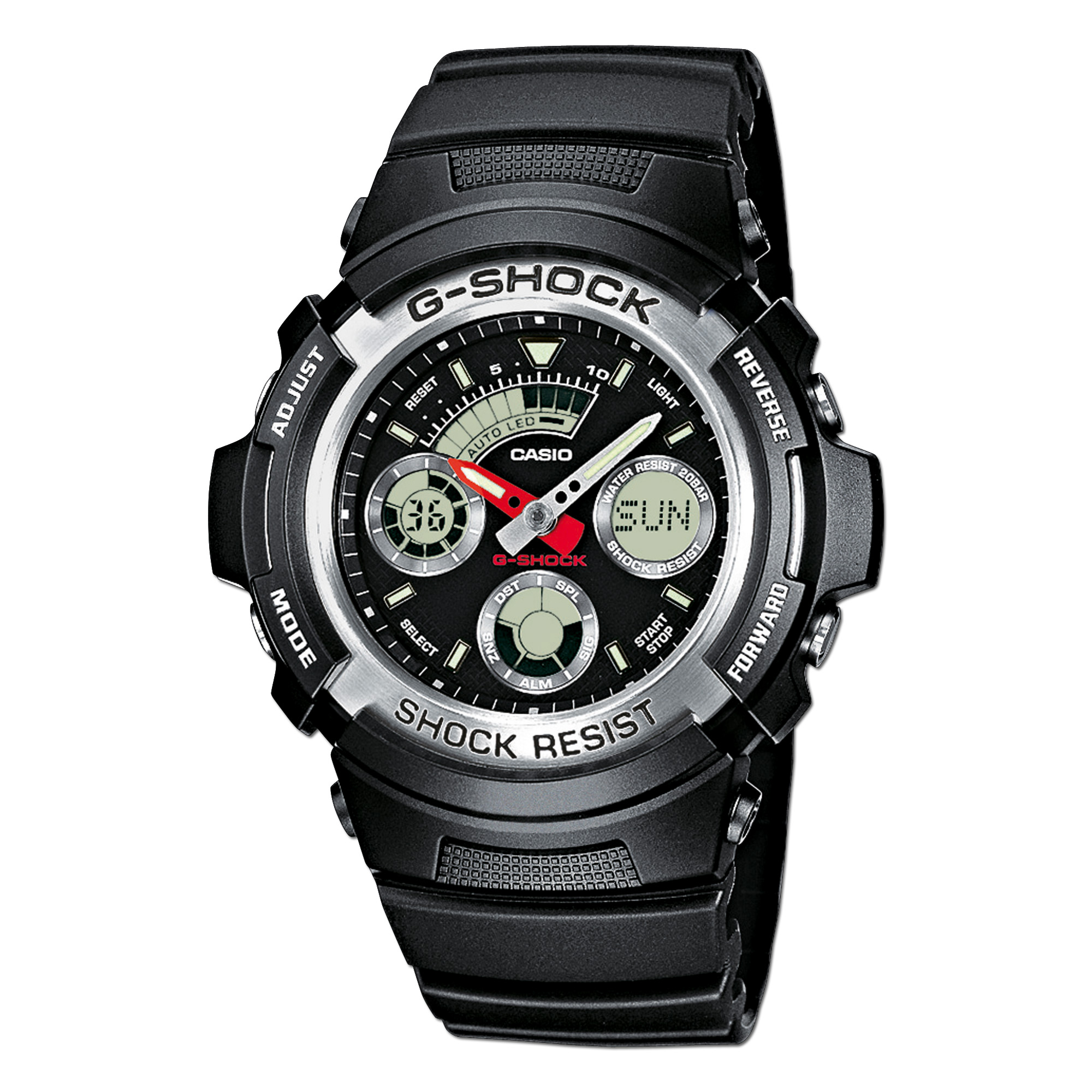 Wristwatch Casio G-Shock Speed Shifter
