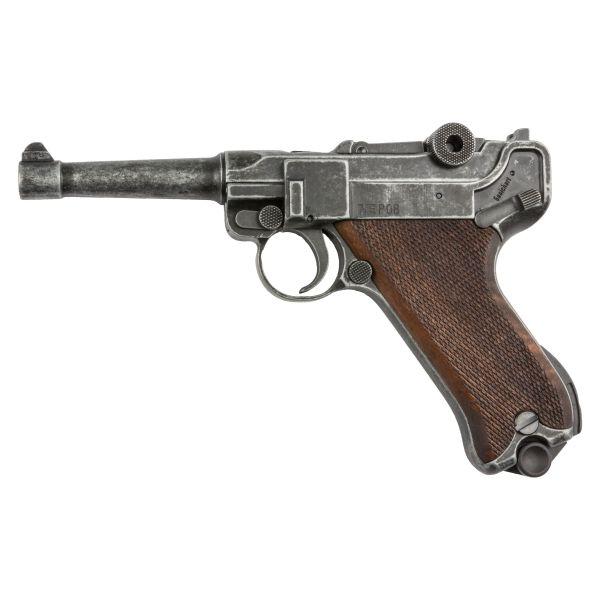 "Pistol ME P08 ""antique look"""