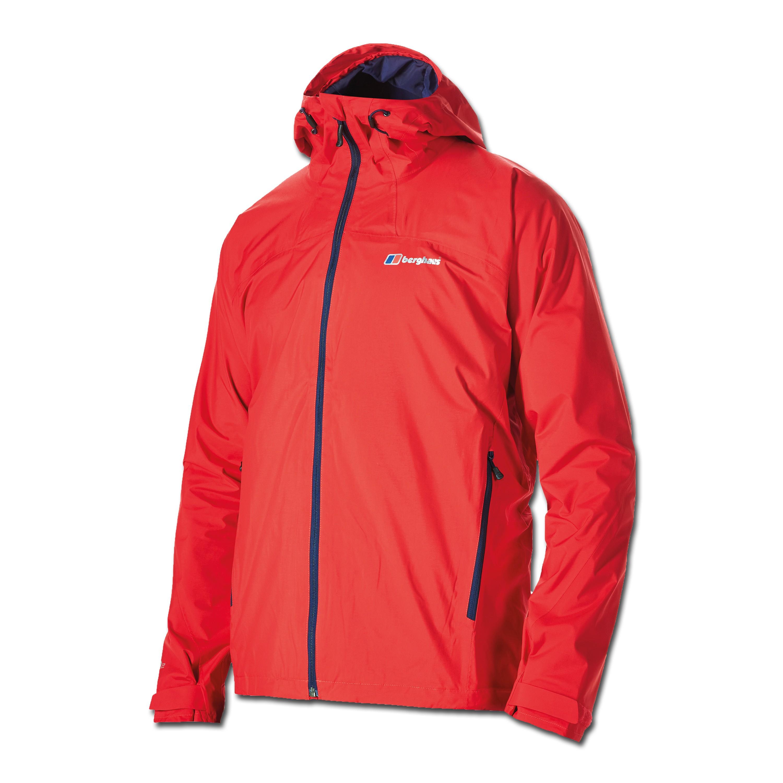 Jacket Berghaus M Fastrack red
