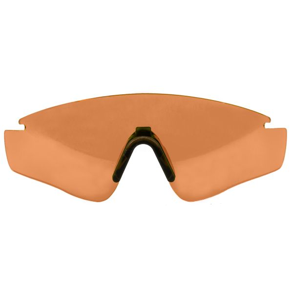 Replacement Lens Revision Sawfly Max-Wrap orange regular
