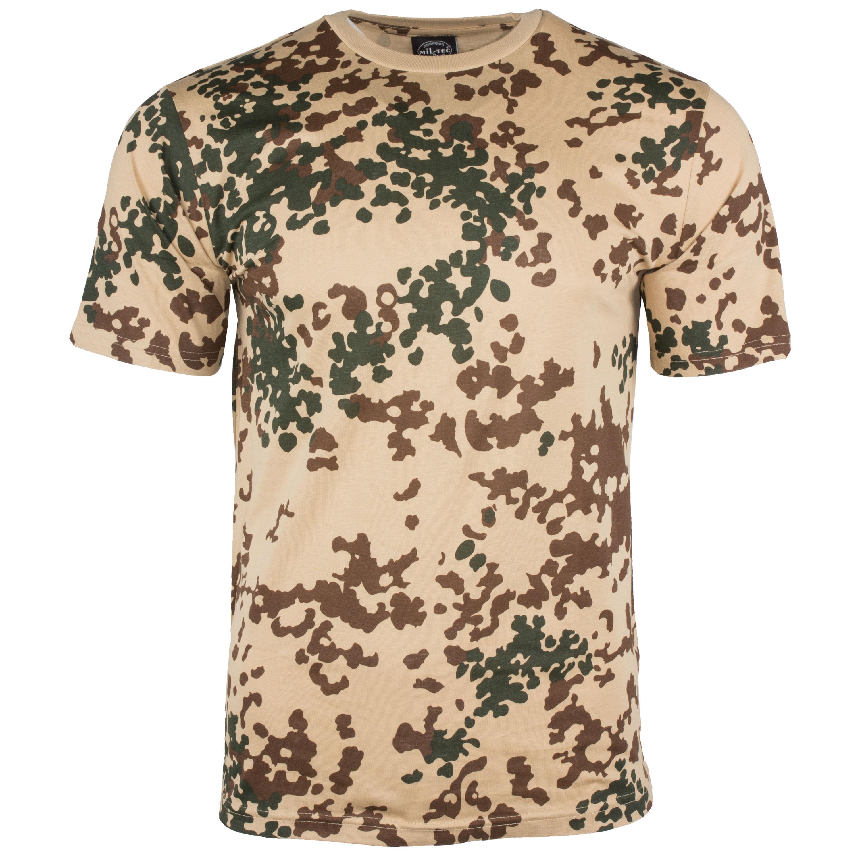 T-Shirt fleckdesert