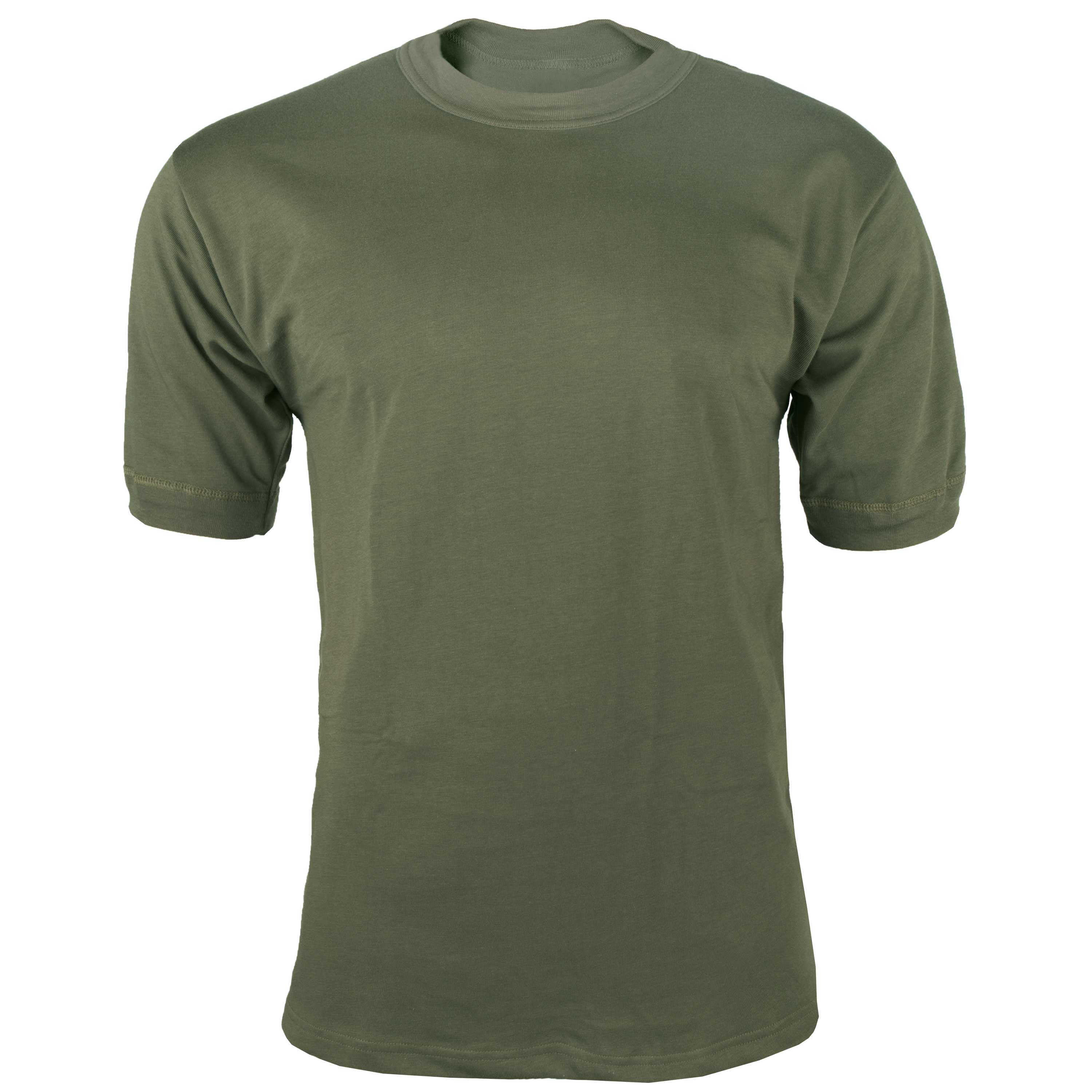 German Army Short Sleeve Under Shirt olive