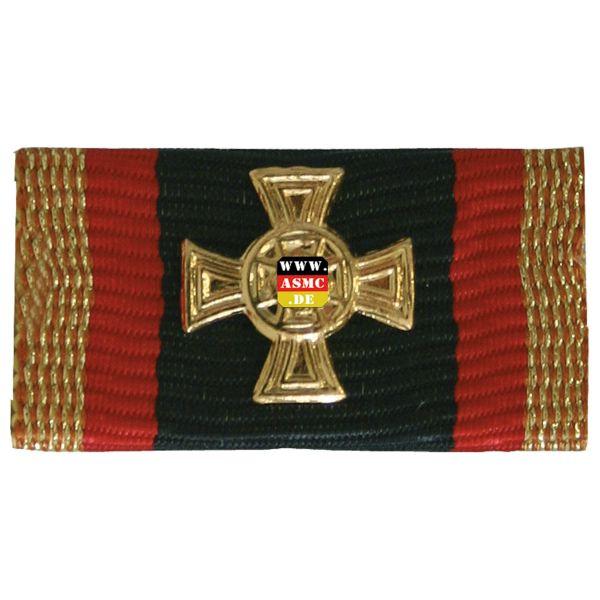 Award Ribbon Bundeswehr Cross of Honor gold