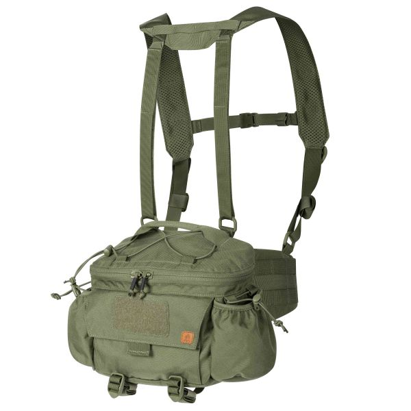 Helikon-Tex Chest Pouch Foxtrot Mk2 Belt Rig olive green
