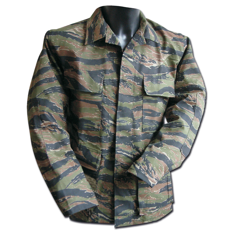 BDU Shirt U.S. Tigerstripe