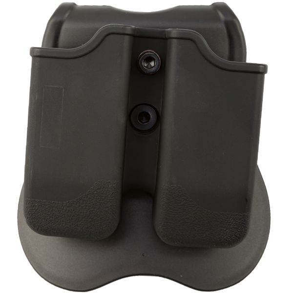 Cytac Holster Accessories Double Magazine Pouch CY-MP-P2 black