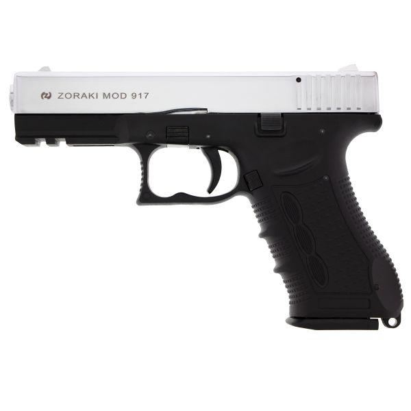 Zoraki Blank Pistol 917 Special Edition chrome