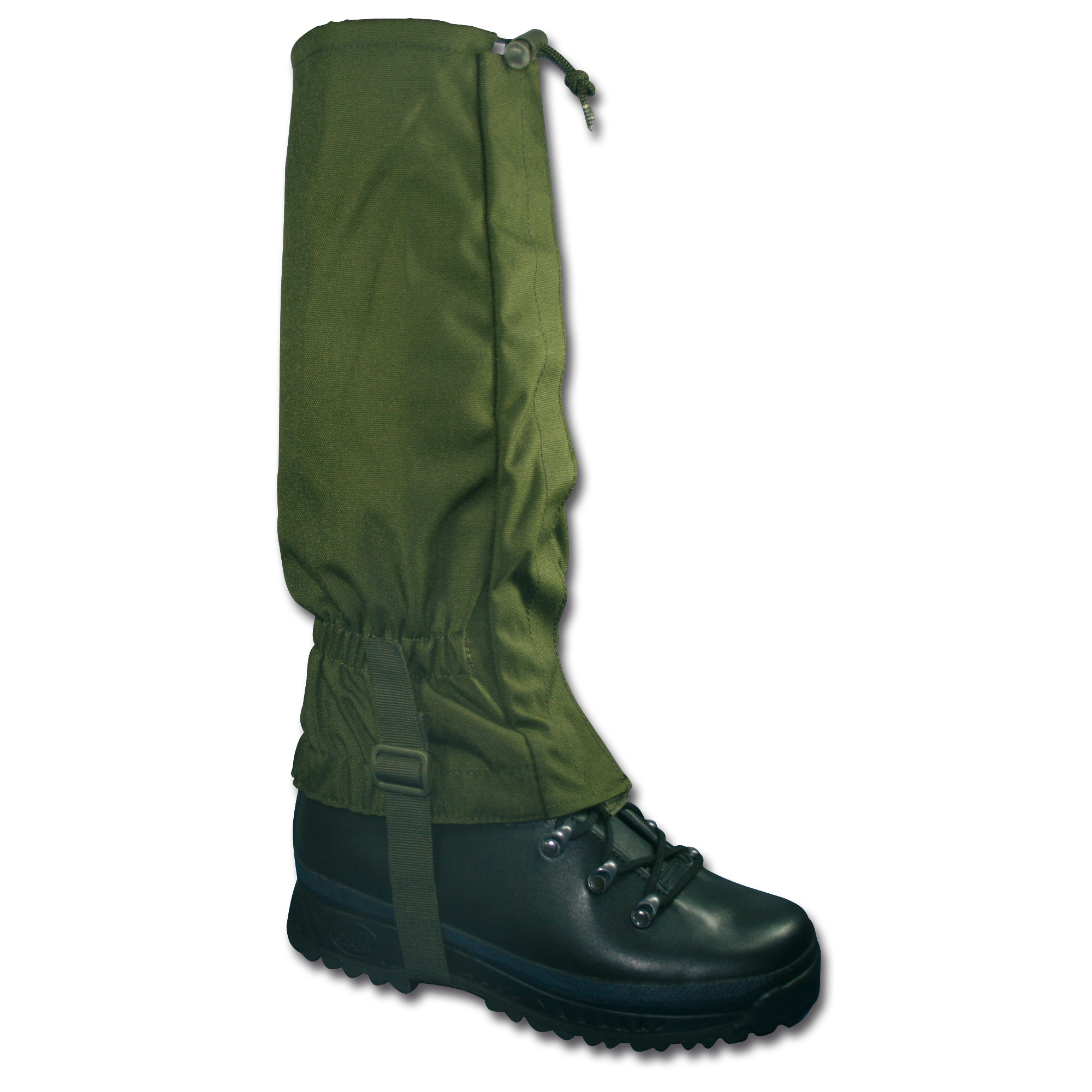 Gaiters TacGear olive green