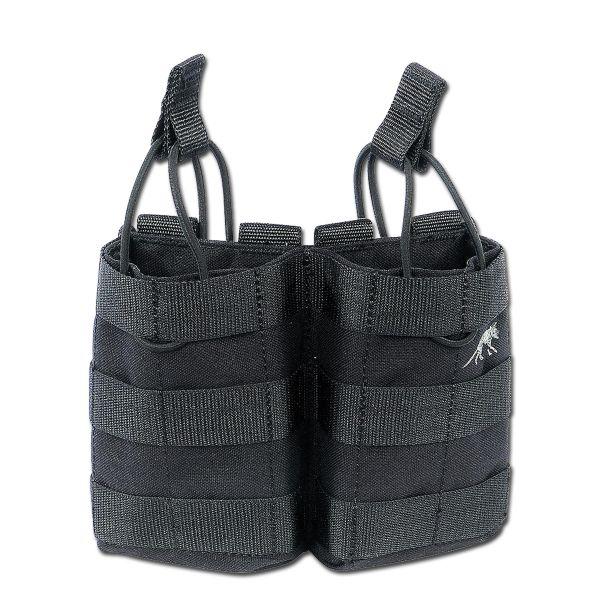 TT 2-Single Mag Pouch BEL, black
