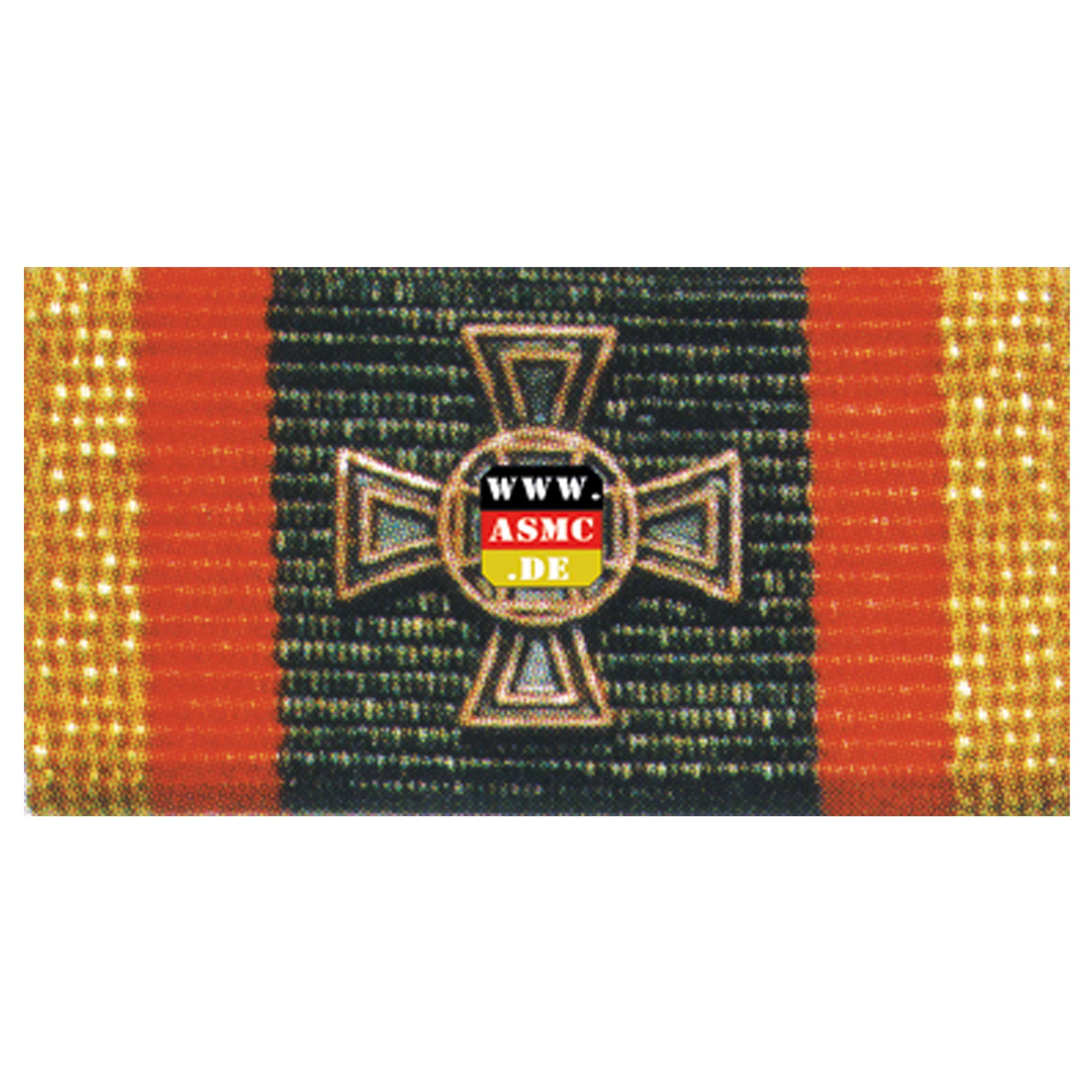 Purchase The Award Ribbon Bundeswehr Cross Of Honor Bronze