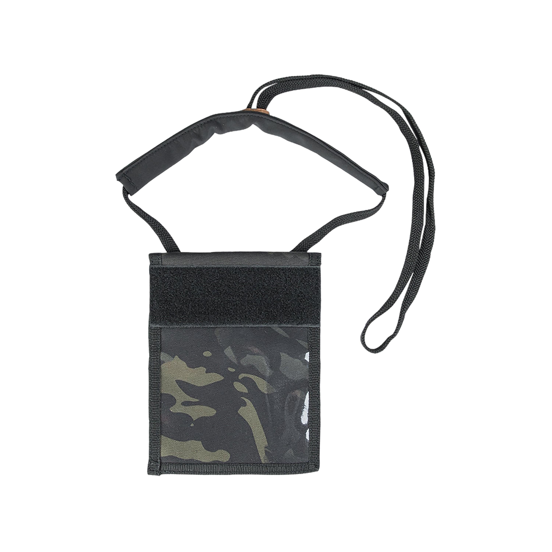 ID Neck Wallet multicam black