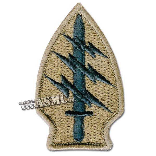 Insignia U.S. Special Forces desert