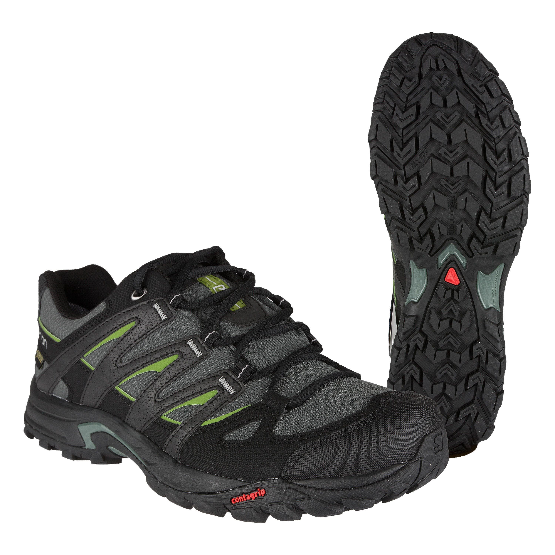 Shoe Salomon Eskape GTX green