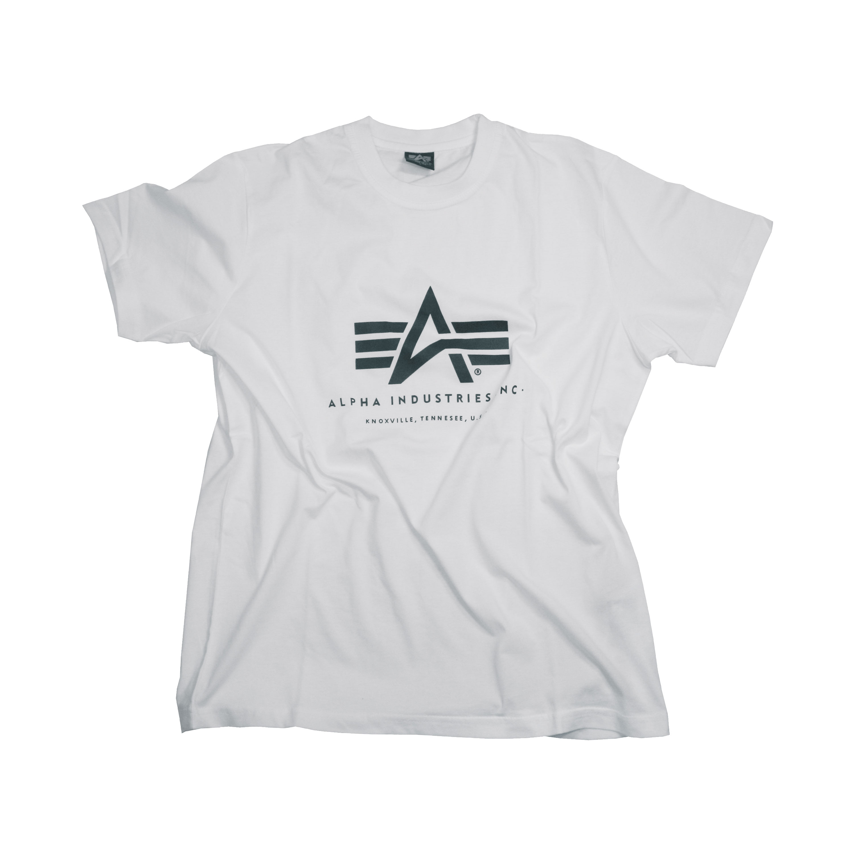 T-Shirt Alpha Basic white