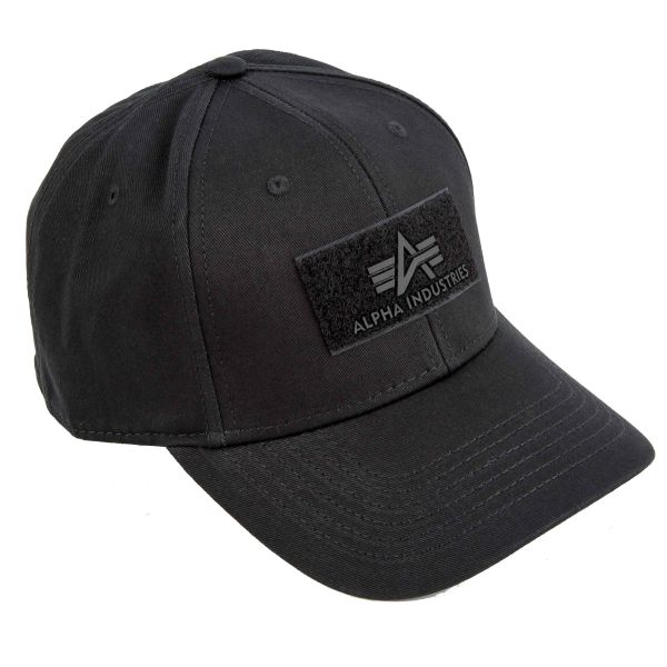 Alpha Industries Baseball Cap Vlc black