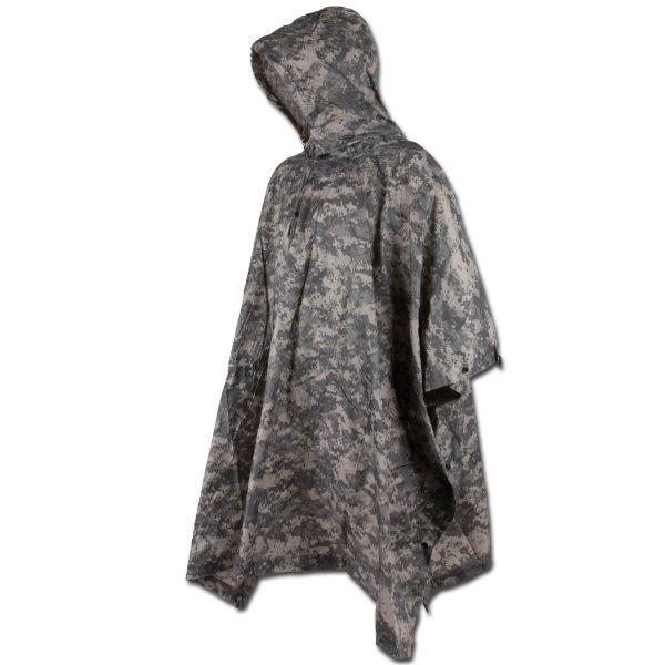U.S. Style Rain Poncho AT-digital
