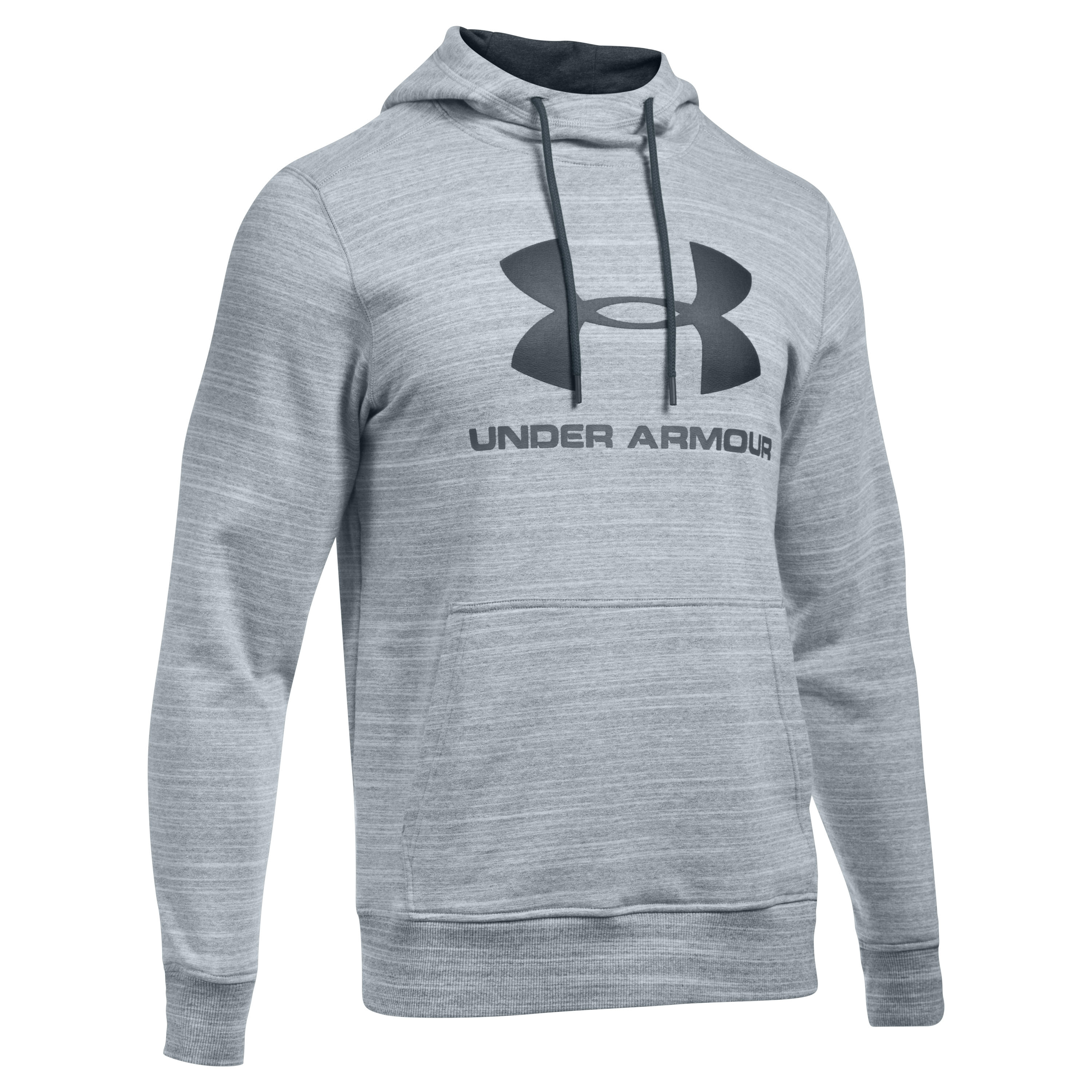 Under Armour Pullover Triblend Sportstyle gray