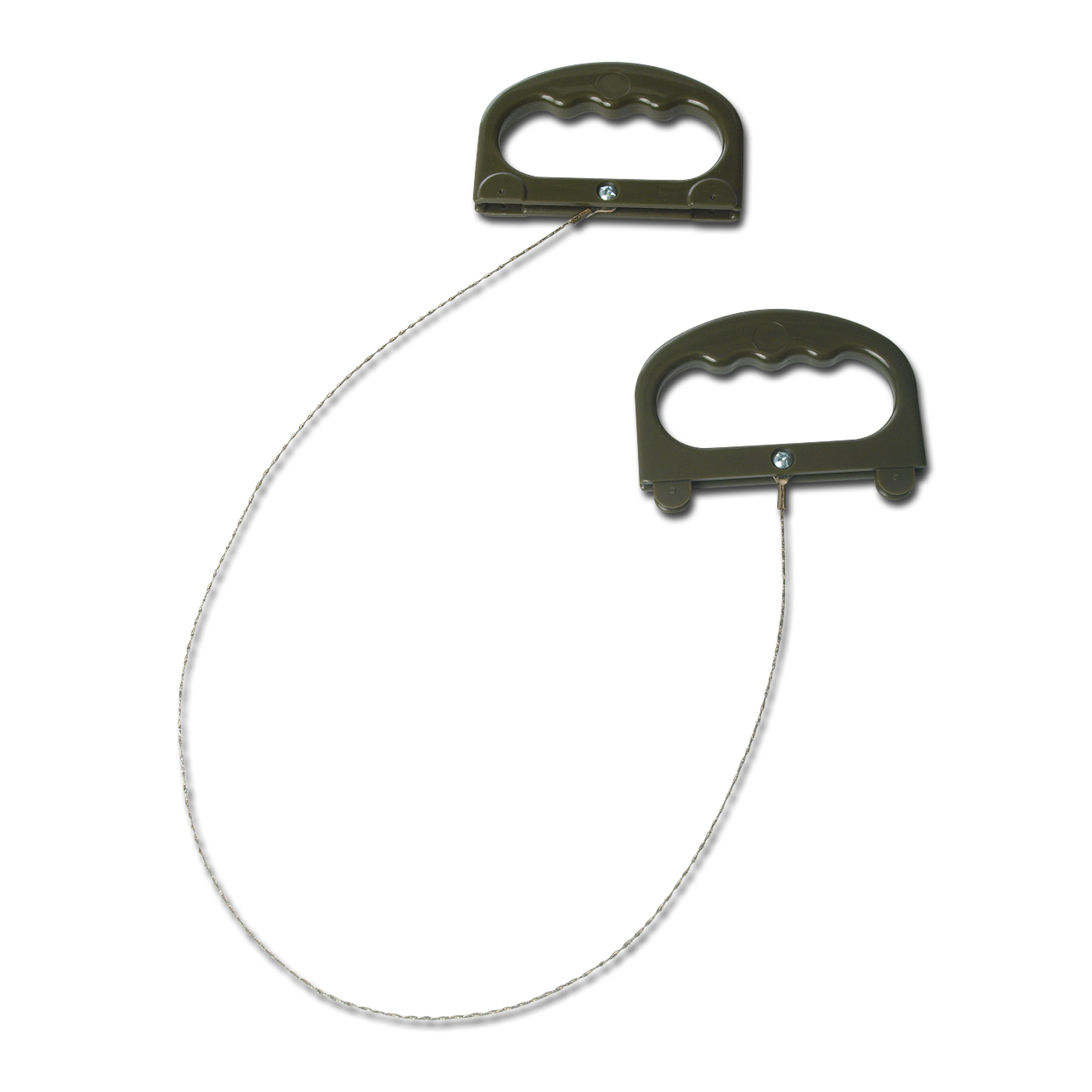 Mil-Tec Wire Saw with ABS Handles