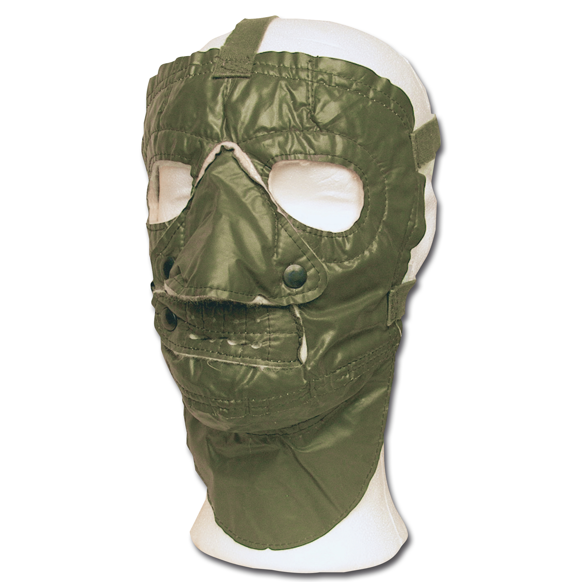U.S. Army Extreme Cold Mask Used olive