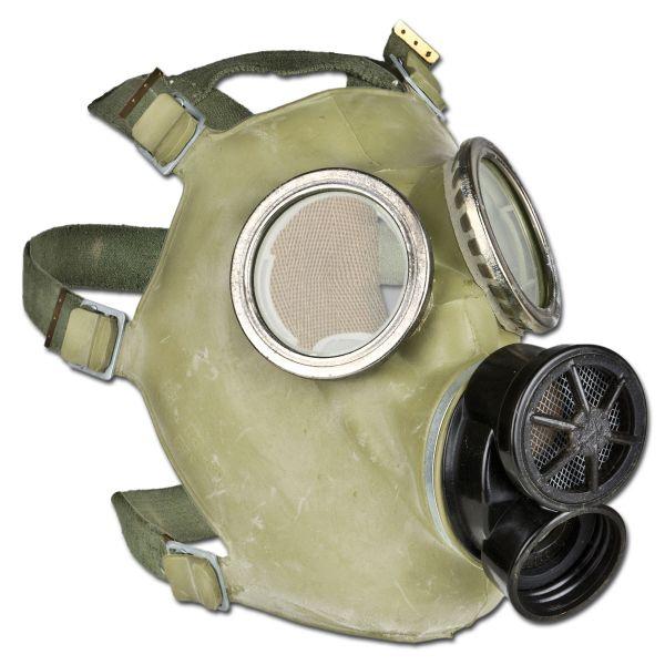 Polish NBC Protection Mask with Bag Moro Used