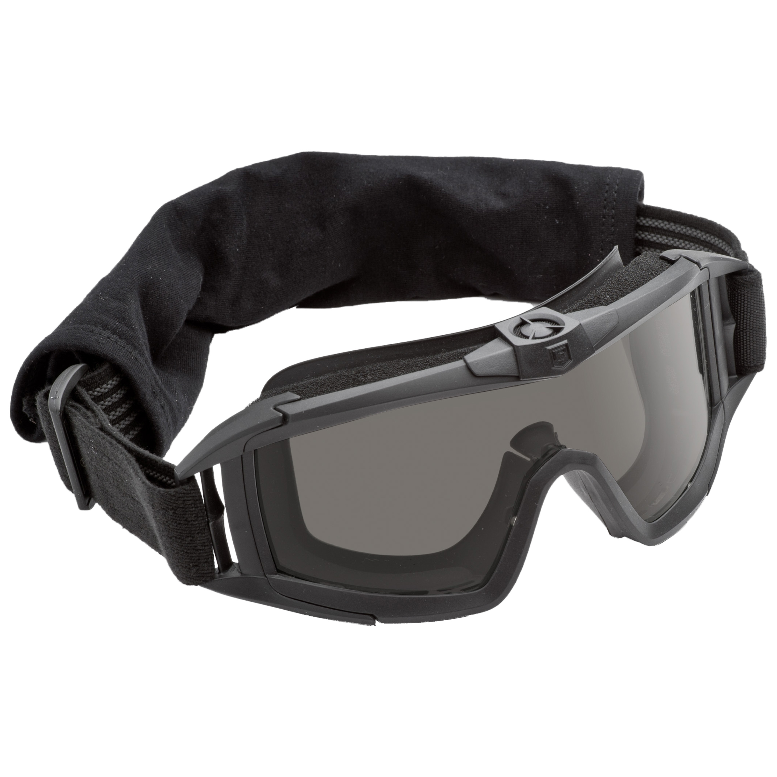 Revision Goggles Asian Locust Fan Basic black/smoke