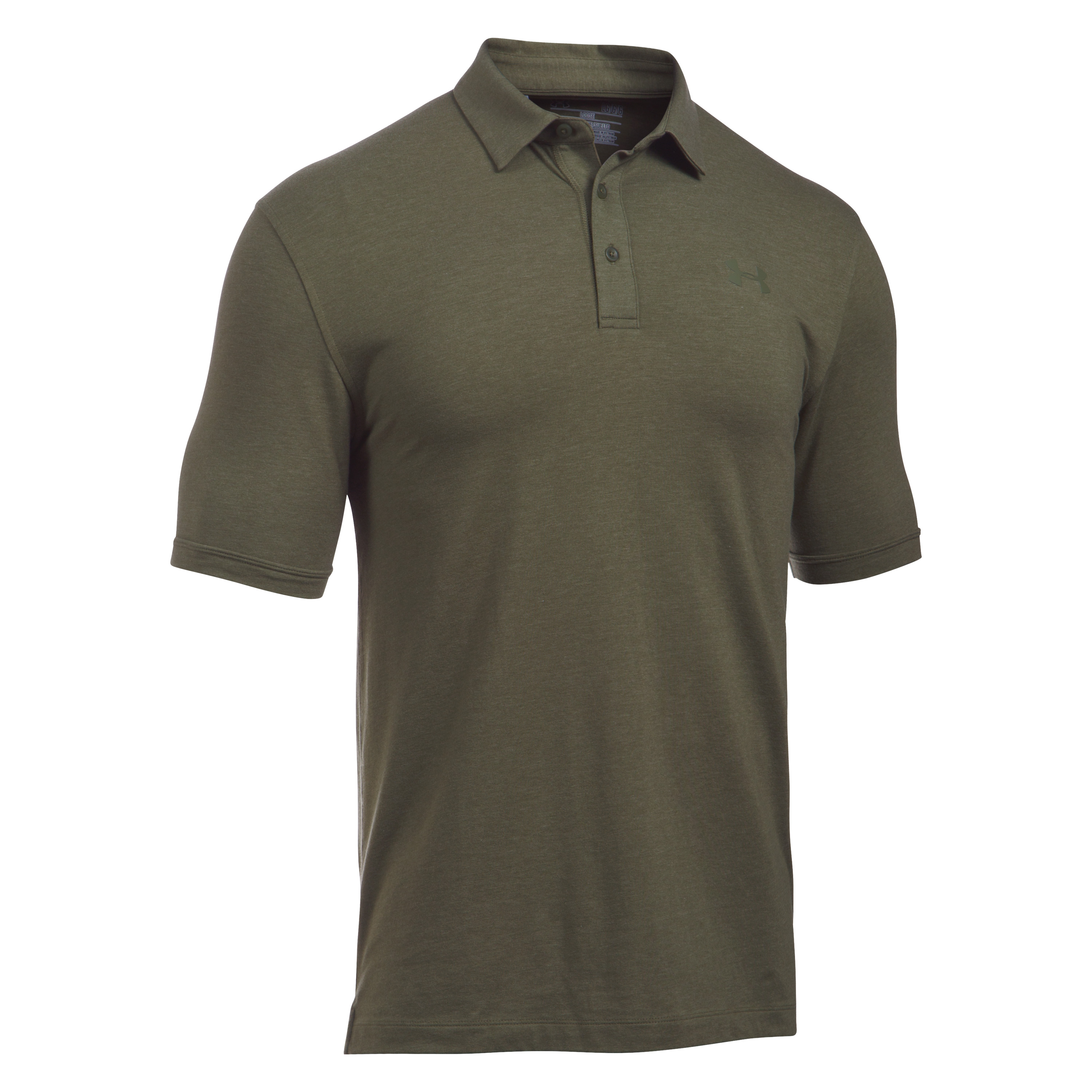 Under Armour Tactical CC Polo olive