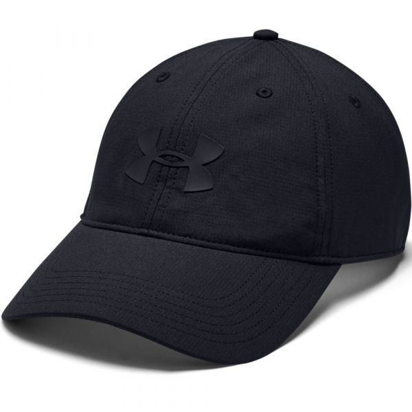 Under Armour Cap Mens Baseline black