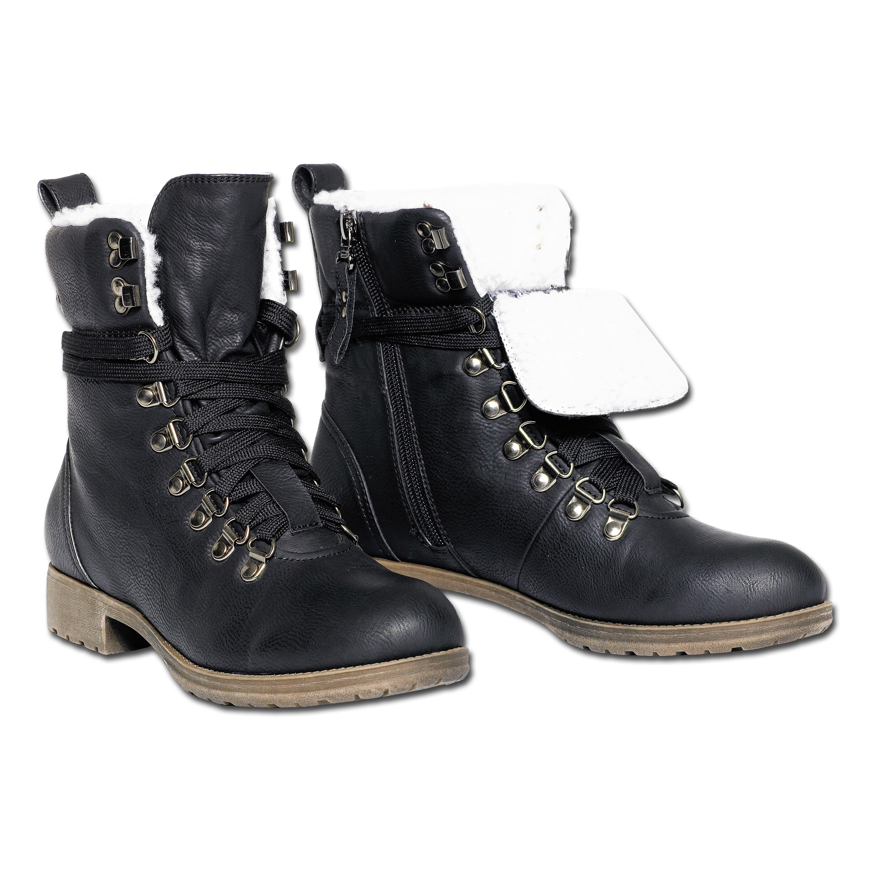 Winterboots Brandit Girls, black