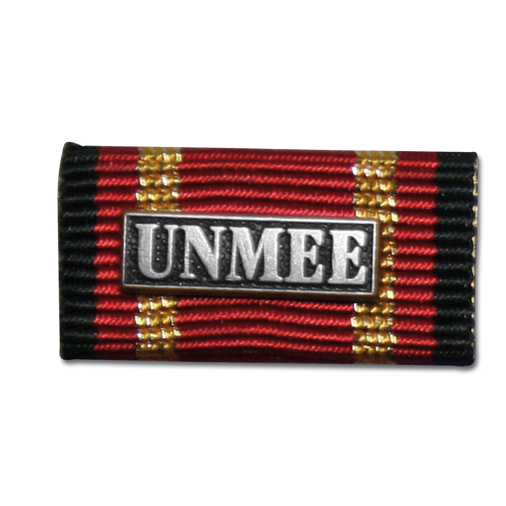 Service Ribbon Deployment Operation UNMEE silver