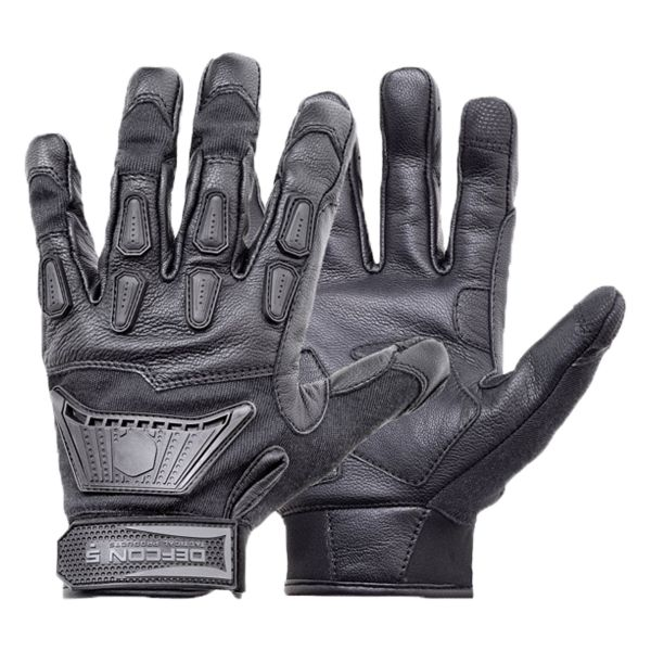 Defcon 5 Impact Gloves black