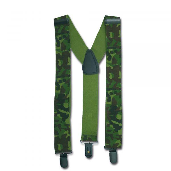 Suspender flecktarn