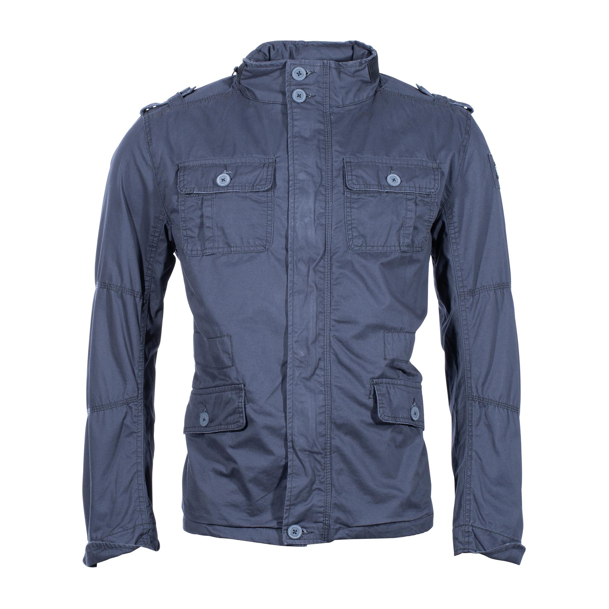 Jacket Brandit Britannia, blue