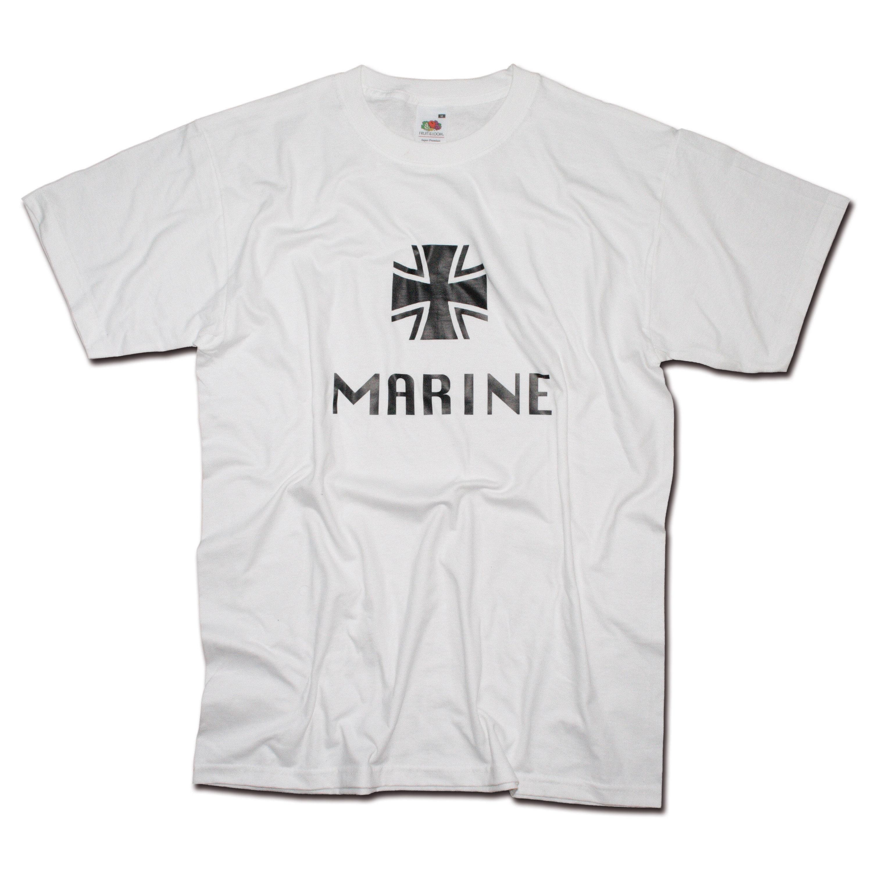 T-Shirt Milty Marine white