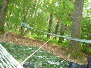 Mil-Tec B/âche de Protection PE Woodland 200/x 300/cm